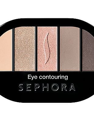 Sephora Collection Colourful 5 Eye Contouring Palette - N15 Light