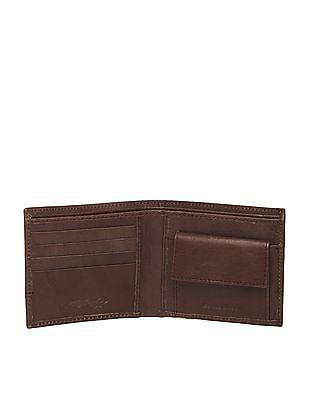 Ed Hardy Leather Bi-Fold Wallet