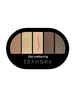 Sephora Collection Colourful 5 Eye Contouring Palette - N17 Tan