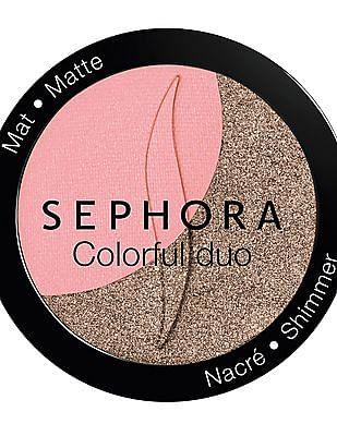 Sephora Collection Colourful Duo Eye Shadow - 12 Queen Of Hearts