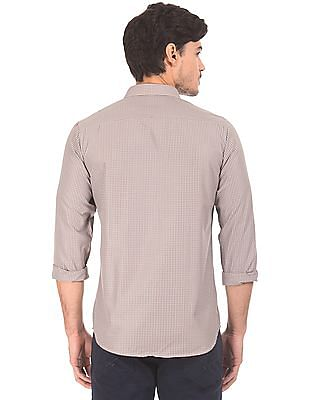 Excalibur Slim Fit Check Shirt