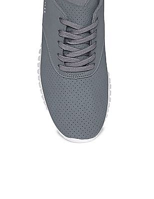 Aeropostale Contrast Sole Perforated Sneakers