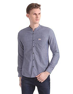 U.S. Polo Assn. Denim Co. Slim Fit Oxford Shirt