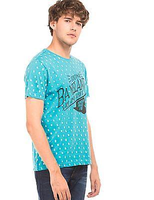 Bayisland Regular Fit Printed T-Shirt
