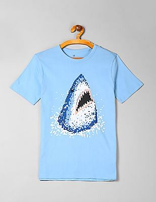 GAP Boys Graphic Short Sleeve T-Shirt
