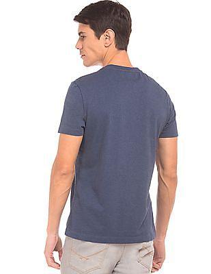 U.S. Polo Assn. Heathered V-Neck T-Shirt