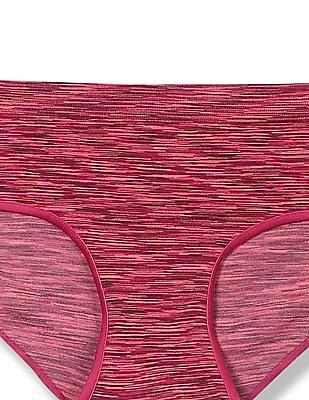 Aeropostale Printed Elasticized Waist Panties
