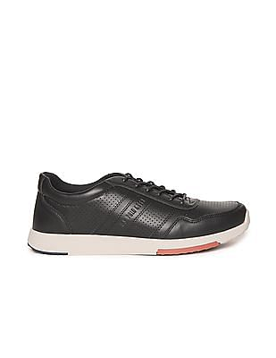 U.S. Polo Assn. Panelled Perforated Sneakers
