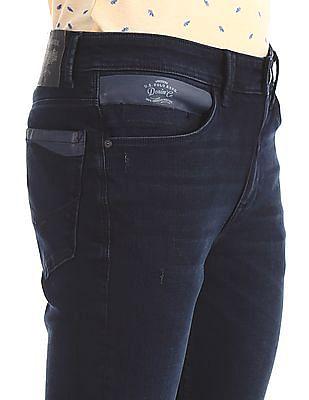 U.S. Polo Assn. Denim Co. Blue Regallo Skinny Fit Rinsed Jeans