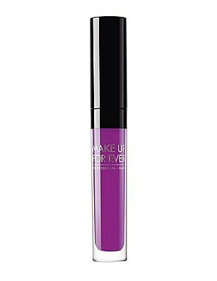MAKE UP FOR EVER Artist Liquid Matte Lip Stick - #501 Purple