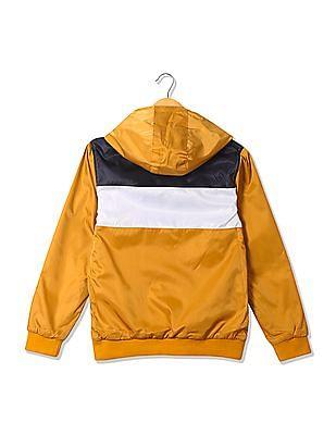 97b9f3911 Buy Boys Boys Hooded Reversible Jacket online at NNNOW.com