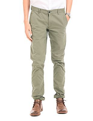 Ruggers Low Rise Six Pocket Trousers