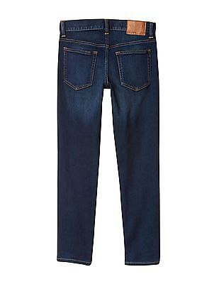 GAP Boys 1969 Supersoft High Stretch Slim Jeans