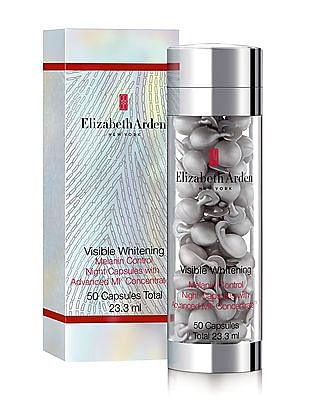 Elizabeth Arden Visible Whitening  Melanin Control Night Capsules With Advanced Mix Concentrate