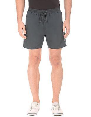 Colt Heathered Panel Active Shorts