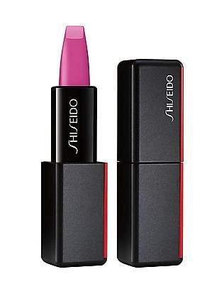 SHISEIDO Modern Matte Powder Lip Stick - 519 Fuschia Fetish