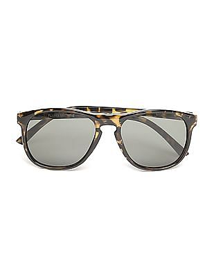 Flying Machine Tinted Tortoiseshell Sunglasses