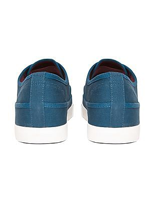 Flying Machine Canvas Oxford Sneakers