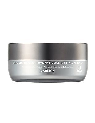Caolion Magic Black Powder Facial Lifting Mask