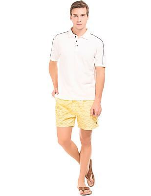 Nautica Printed Quick Dry Board Shorts