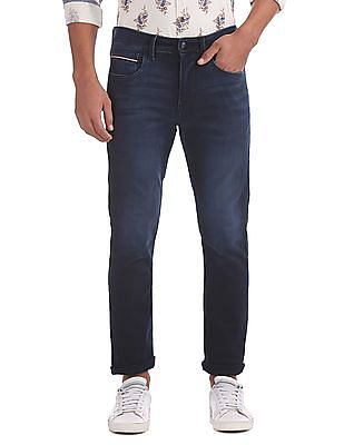 U.S. Polo Assn. Denim Co. Skinny Fit Dark Washed Jeans