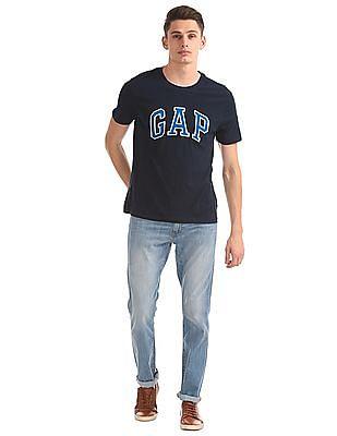 GAP Short Sleeve Logo Tee