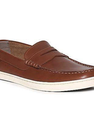 Cole Haan Brown Pinch Weekender Loafers