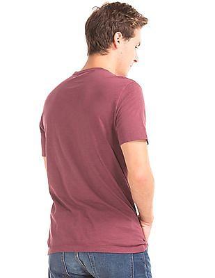 GAP Garment Dyed Slub T-Shirt