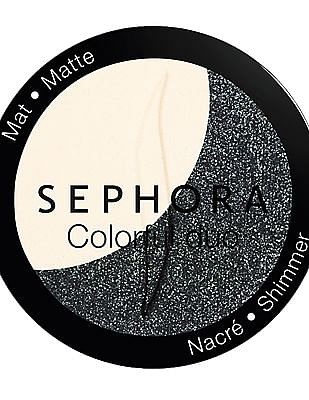 Sephora Collection Colourful Duo Eye Shadow - 14 Black Jack