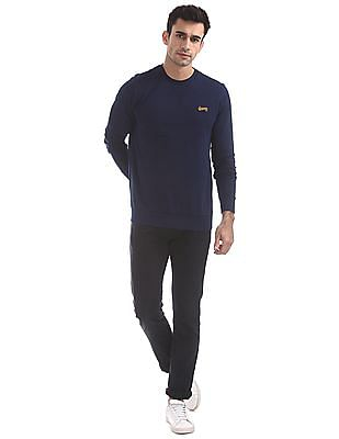 Aeropostale Crew Neck Long Sleeves Sweatshirt