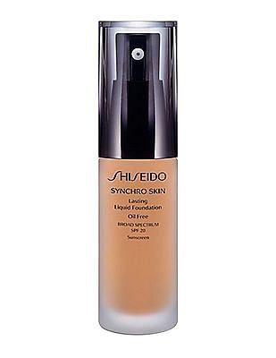 SHISEIDO Synchro Skin Lasting Liquid Foundation SPF 20