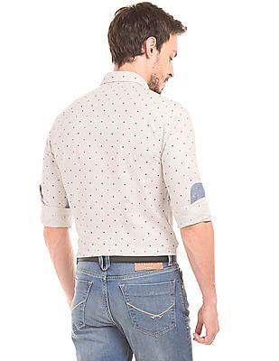 U.S. Polo Assn. Denim Co. Star Print Shirt