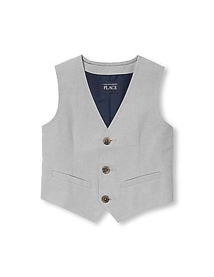 The Children's Place Toddler Boy Dressy Vest