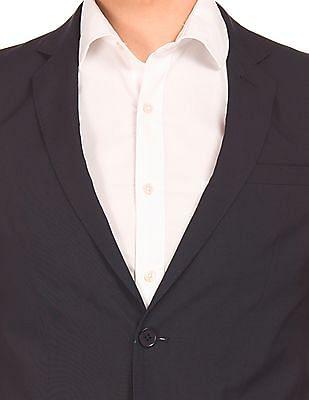 Excalibur Single Breasted Slim Fit Blazer