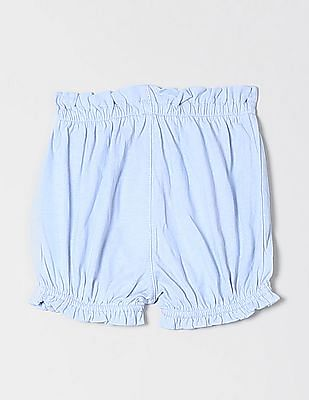 GAP Baby Girl Bubble Shorts