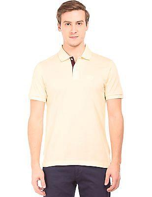 Arrow Sports Regular Fit Cotton Polo Shirt