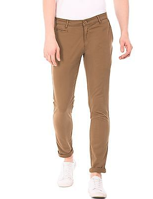 Aeropostale Super Skinny Flat Front Trousers