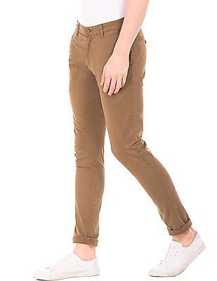 Aeropostale Super Skinny Flat Front Trousers