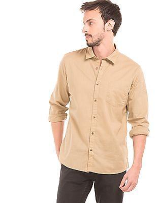 Ruggers Contemporary Fit Slub Shirt