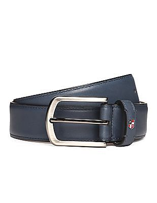 U.S. Polo Assn. Padded Leather Belt