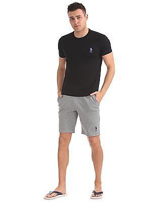 USPA Innerwear Solid Crew Neck T-Shirt
