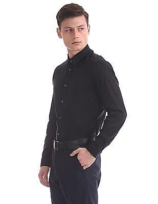 Arrow Newyork Slim Fit Full Sleeve Shirt
