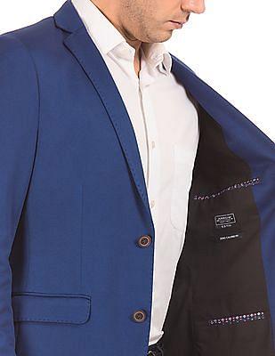 Arrow Newyork Single Breasted Slim Fit Blazer