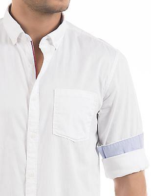 Ruggers Regular Fit Oxford Shirt