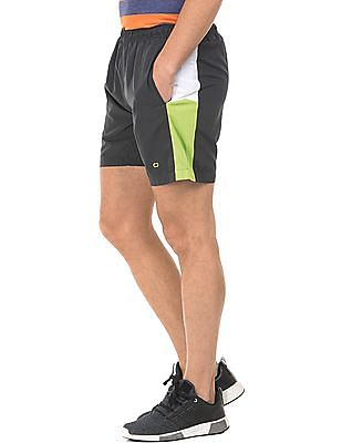 Colt Elasticized Waist Panelled Shorts