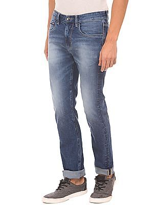 U.S. Polo Assn. Denim Co. Stone Wash Skinny Jeans