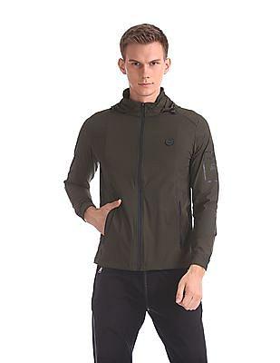 USPA Active Panelled Active Sweatshirt