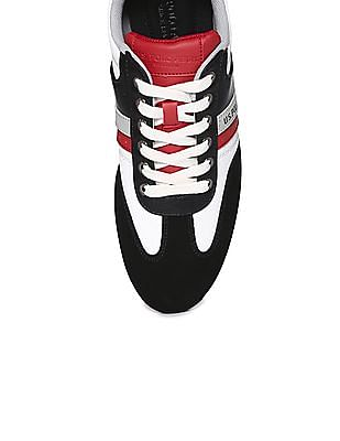 U.S. Polo Assn. Colour Block Panelled Sneakers