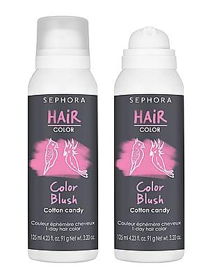 Sephora Collection Color Blush 1-Day Hair Colour - Cotton Candy