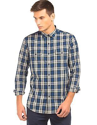 Nautica Check Regular Fit Shirt